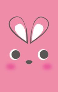 動物(うさぎ)【無料ダウンロード】|ポチ袋